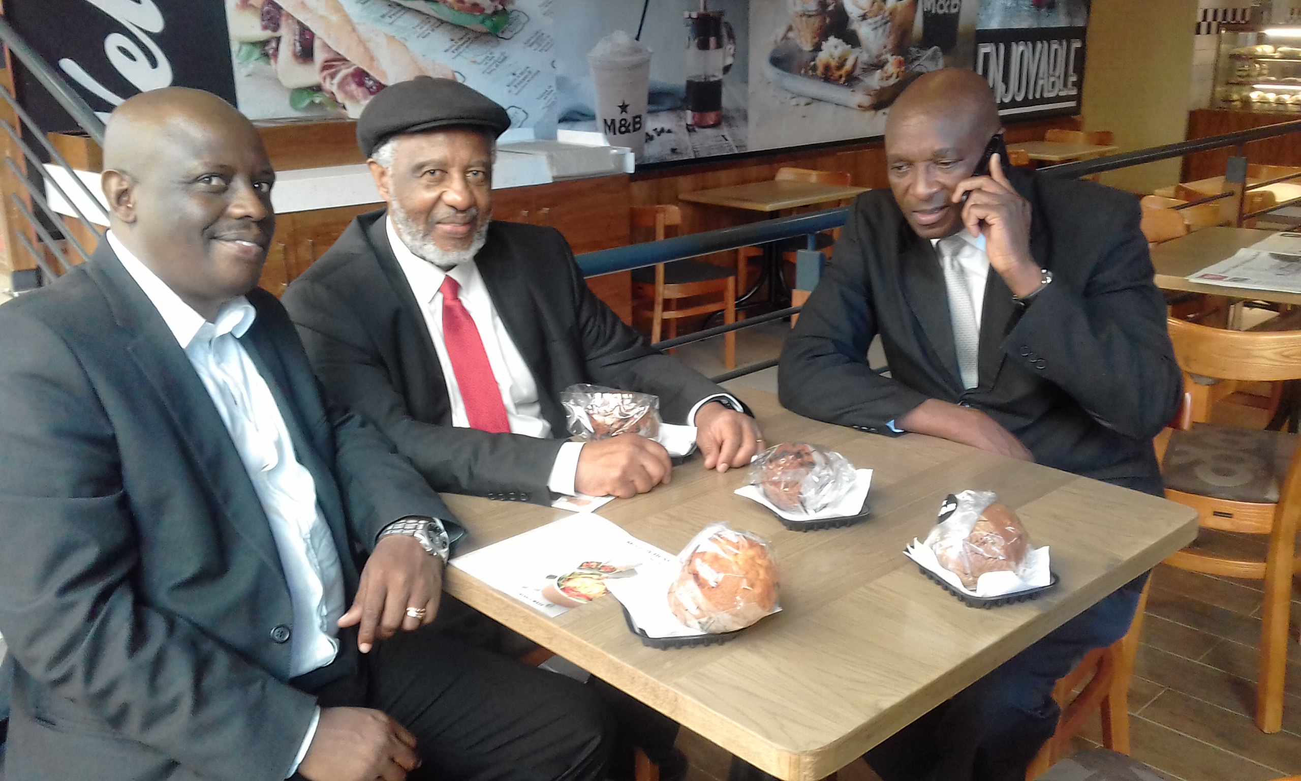 TAKING A BREAK AFTER COURT SESSION – with Bra D SC (1)